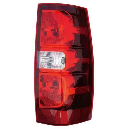 2007-2014 Chevy Tahoe/Suburban Passenger Right Side Rear Back Lamp Tail - Chevy Tahoe Passengers Side Tail