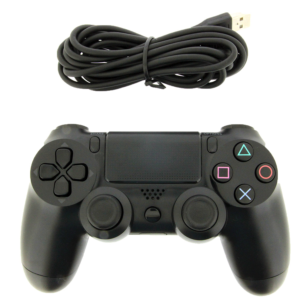 Game Controller Playstation 4 Console USB Wired connection Gamepad For Sony PS4