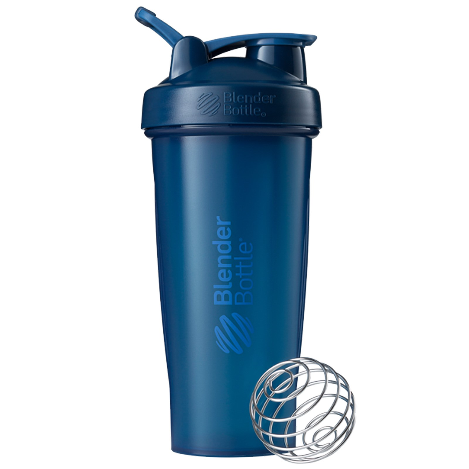 BlenderBottle 28oz Classic Shaker with Wire Whisk BlenderBall and ...