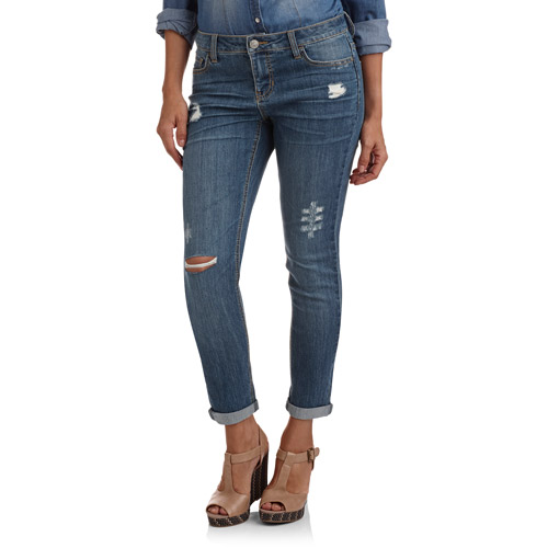 Faded Glory Women's Boyfriend Jeans