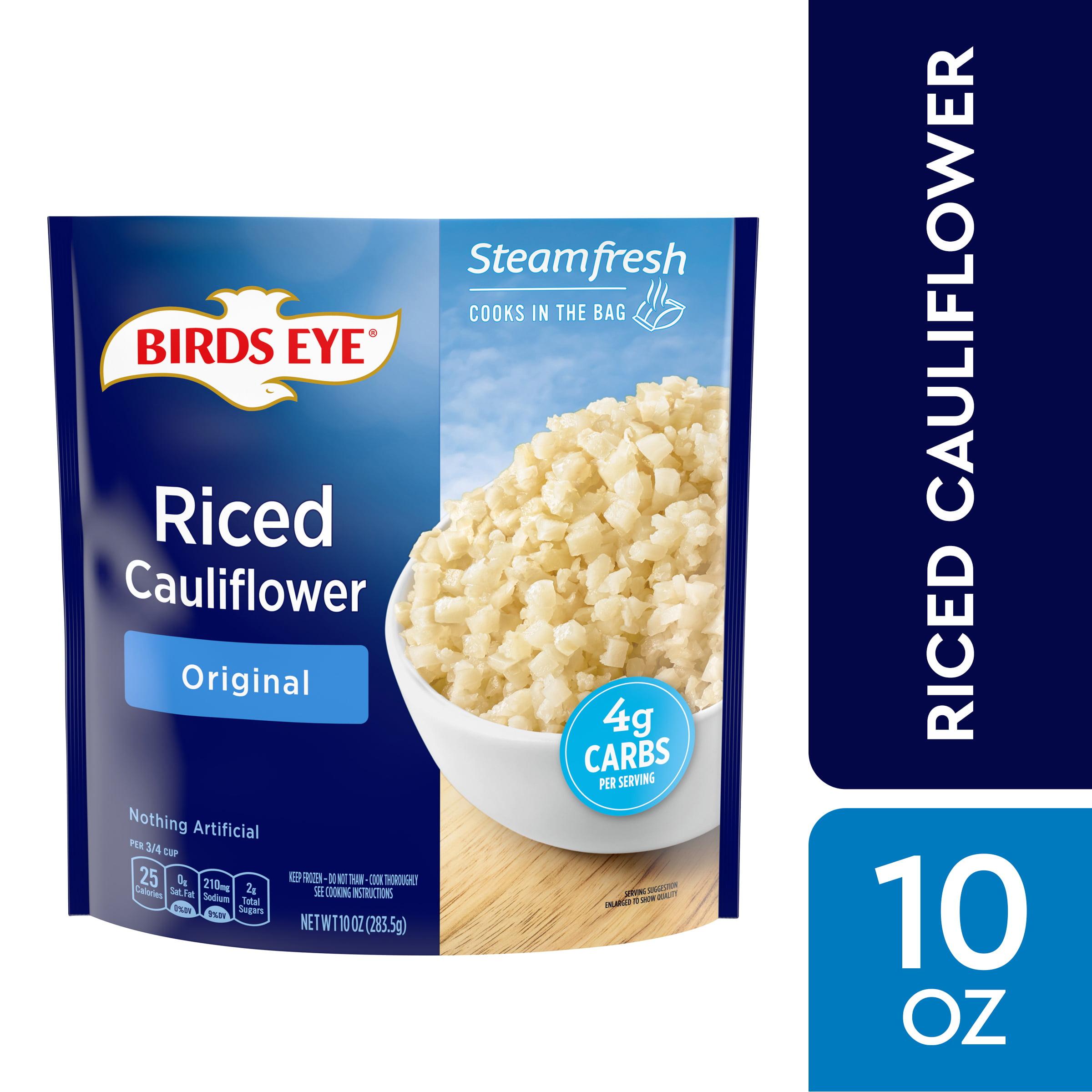 Birds Eye Veggie Made Riced Cauliflower, 10 Oz