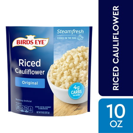 Birds Eye Veggie Made Riced Cauliflower, 10 Oz