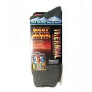 W-TIS-200-GR - SOCKS THERMAL INSULATED LARGE GREY