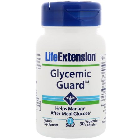 Life Extension Glycemic Guard 30 capsule