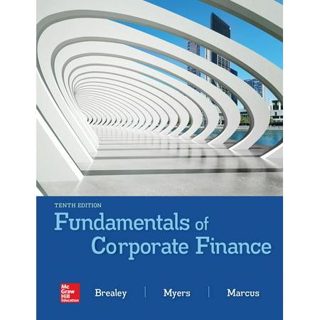 Loose Leaf Fundamentals of Corporate Finance