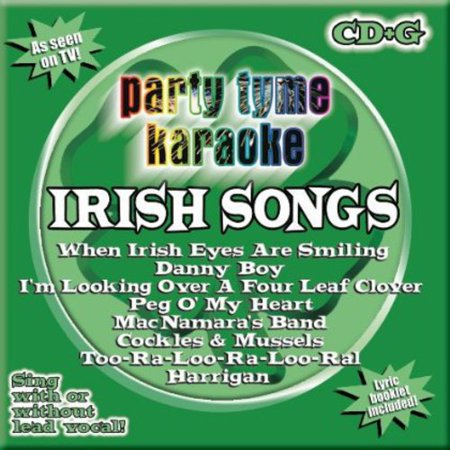 Party Tyme Karaoke - Irish Songs [CD]