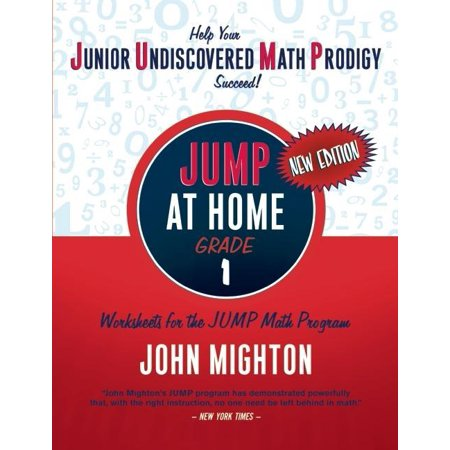JUMP at Home, Grade 1 : Worksheets for the JUMP Math Program