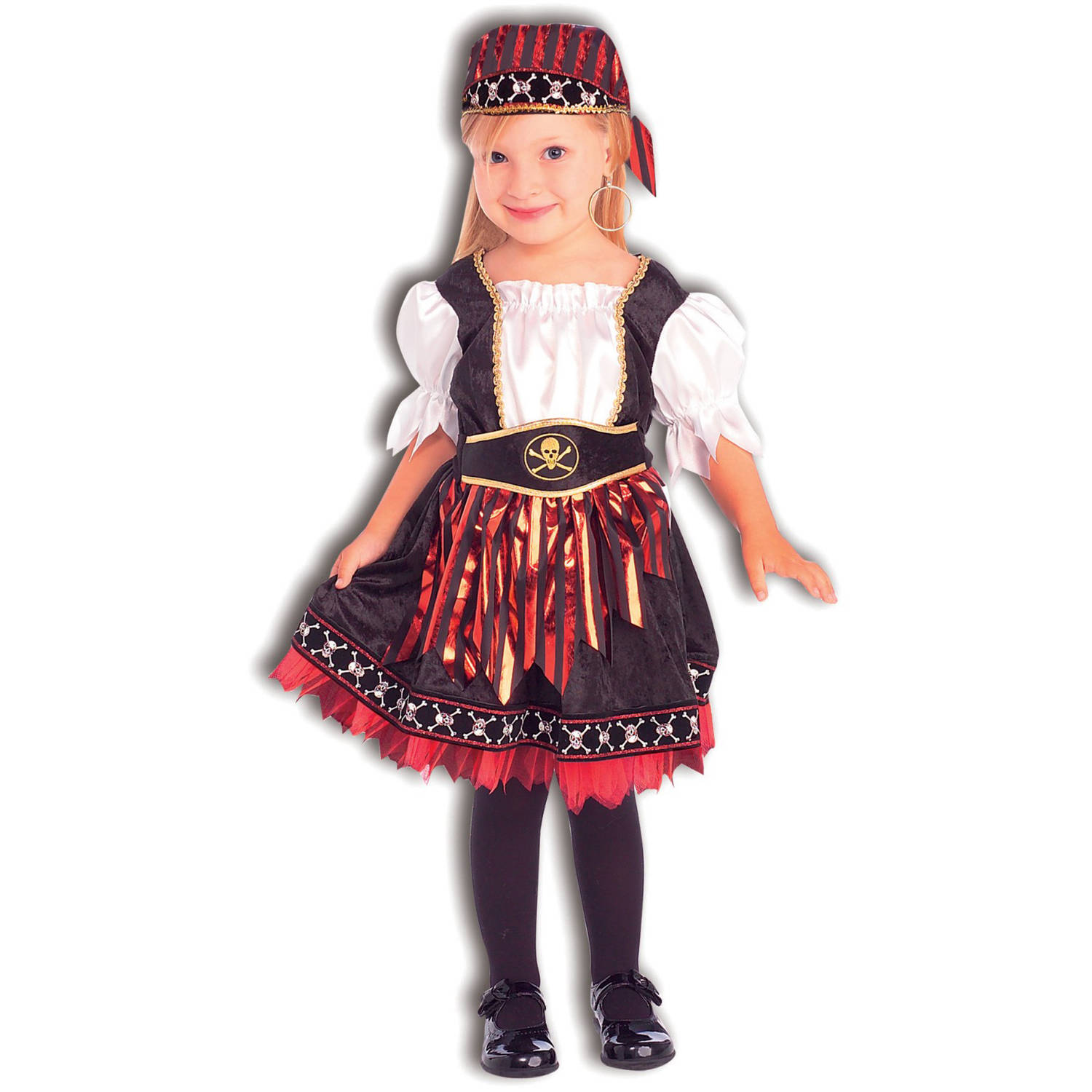 Lil' Pirate Cutie Child Halloween Costume