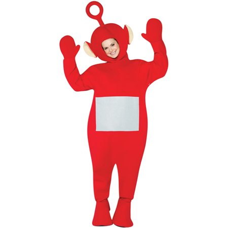 Teletubbies Po (Red) - Adult Standard Costume