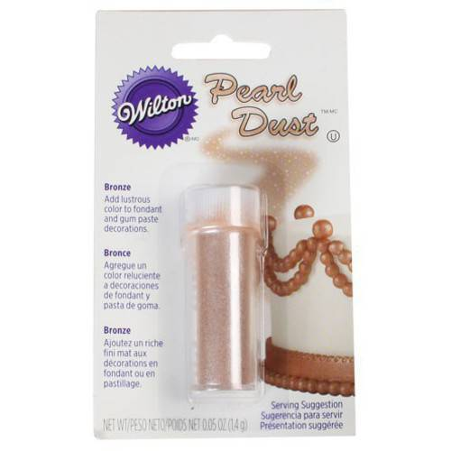 Wilton Pearl Dust, Bronze 1.4g 703-214