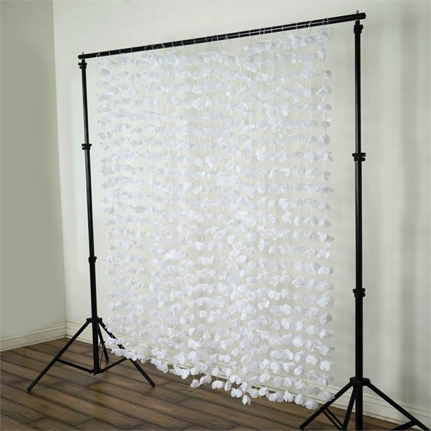 candle and lantern wedding decor washington dc wedding.htm balsacircle 6 ft x 6 ft flower garland backdrop curtain wedding  x 6 ft flower garland backdrop curtain