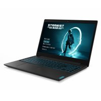 "Lenovo ideapad L340 15.6"" Gaming Laptop, Intel Core i5-9300H, NVIDIA GeForce GTX 1050 3GB, 8GB RAM, 256GB SSD, Windows 10, Gradient Blue, 81LK00HHUS"