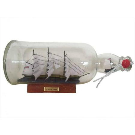Cutty Sark Ship In A Bottle 11