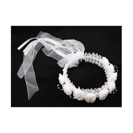 Flower wreath headdress Girl Cosplay Party Fancy Dress Accessory - Baby Cosplay Ideas