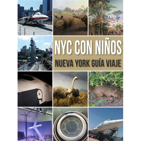 NYC Con Niños - eBook](Halloween Parade Nyc Map)