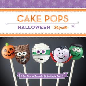 Cake Pops Halloween - eBook - Halloween Push Pop Cakes