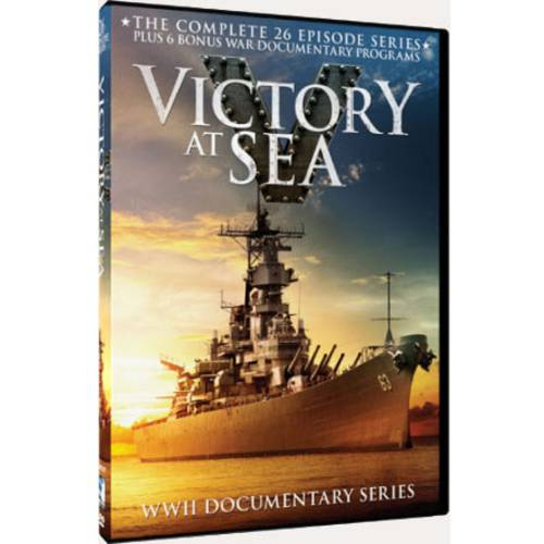 Victory At Sea: WWII Documentary Series (With Bonus War Documentary Programs)