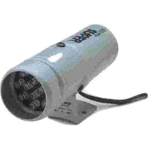 Auto Meter Shift-Lite, 12 Light, Silver