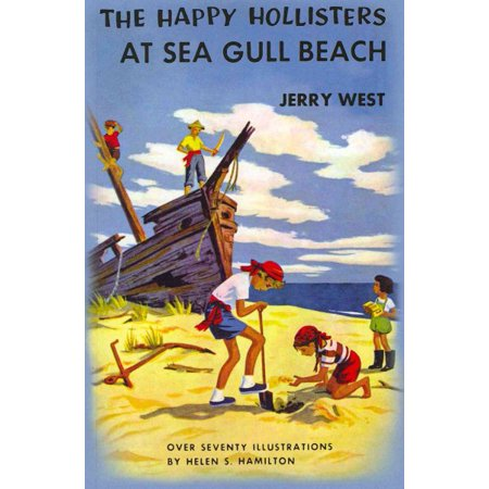 The Happy Hollisters At Sea Gull Beach