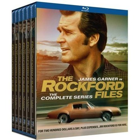 The Rockford Files  The Complete Series   Bd  Blu Ray