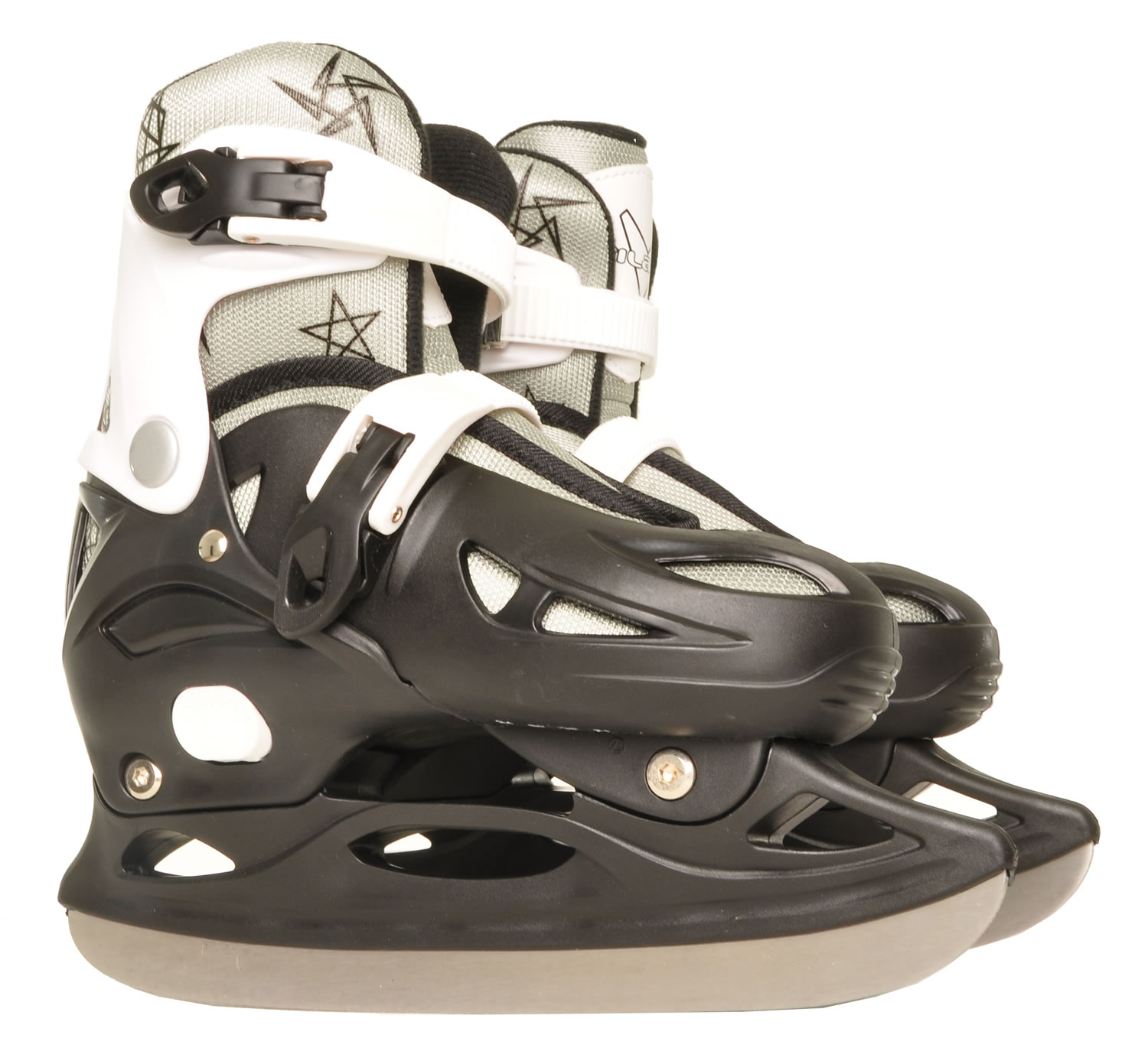 Vilano Adjustable Ice Skates for Boys or Girls by