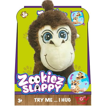 Zookiez Slappy Plush Monkey - Dummy Slappy