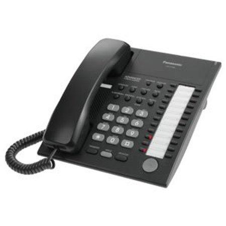 Panasonic KX-T7750B 24-BUTTON Advanced Hybrid Telephone