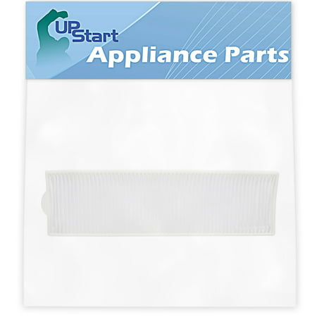 Replacement Bissell 89Q9 Series Vacuum Pleated Post Motor Filter - Compatible Bissell Style 8, 14, 3091 HEPA Filter