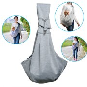 Reversible Washable Small Pet Sling CarrierSling Carrier Bag Double-sided Pouch Shoulder Carry Tote Handbag
