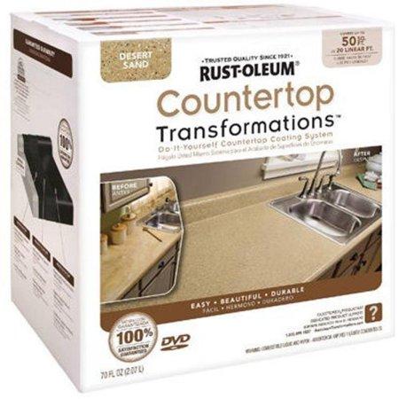 Rust-Oleum Countertop Transformations Kit, Desert Sand ()