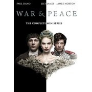War & Peace: The Complete Miniseries by