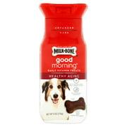 Milk-Bone Good Morning Daily Vitamin Treats Healthy Aging - 30 CT