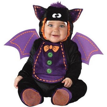 Bad Girl Halloween Costume Ideas (BABY BAT 12-18 MON)