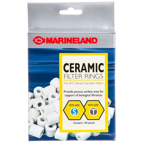 Marineland Rite-Size Ceramic Filter Rings for All C-Series Canister Filters