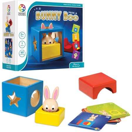 Smart Games Bunny Peek-a-Boo - Smart Brain Games