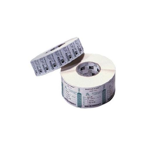 Zebra Z-Perform 1000D - Perforated uncoated permanent acrylic adhesive paper labels - bright white - 4 in x 2 in - 10800