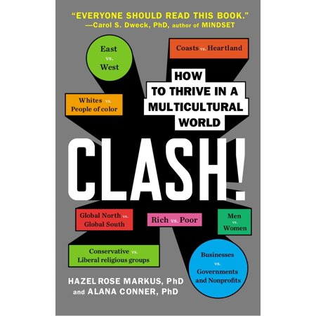 Clash   How To Thrive In A Multicultural World