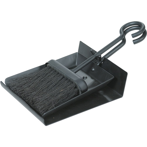 Uniflame Fireplace Shovel and Brush Set Black Walmartcom