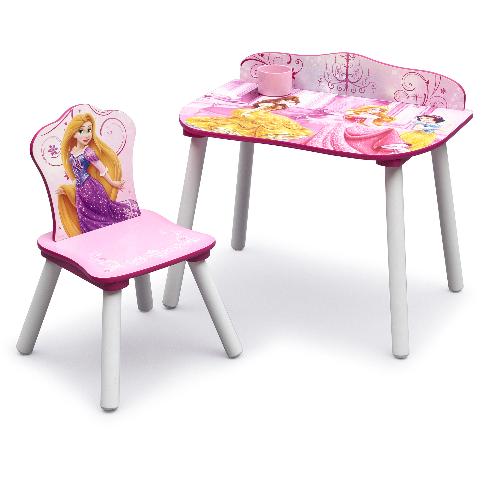 Disney Princess Desk and Chair Set Walmart
