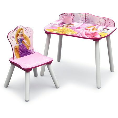 Disney Princess Desk And Chair Set