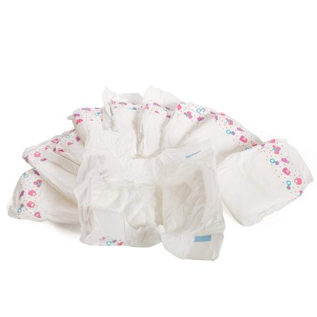 Mommy & Me Baby Doll Diapers - 10 Pack - image 3 of 3