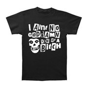 Misfits Men's  I Aint No T-shirt Black