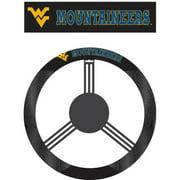 NCAA West Virginia Mountaineers Steering Wheel Cover