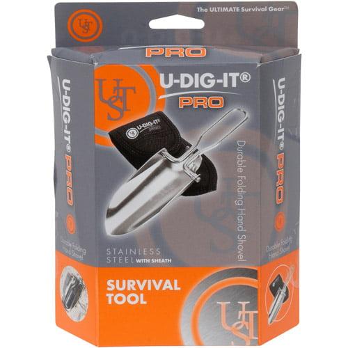 U-Dig-It Folding Hand Shovel