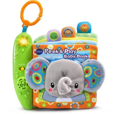 VTech Peek & Play bébé Livre