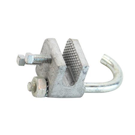 """Crouse-Hinds LCC4 1-1/4"""" Cable Tray Condut Clamp Outside Rail"""