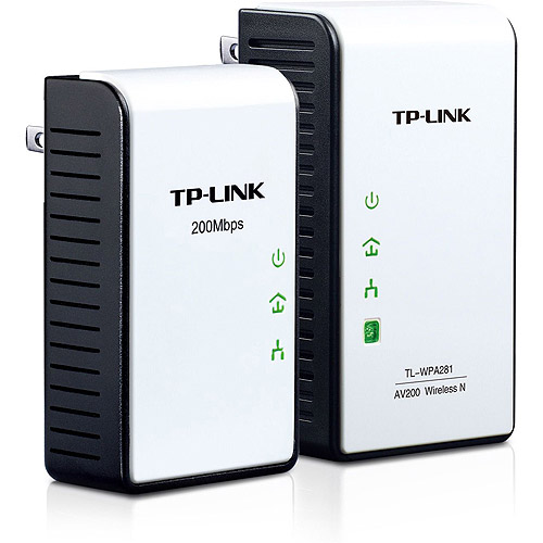 Tp-link 300mbps Av200 Wireless-n Powerli