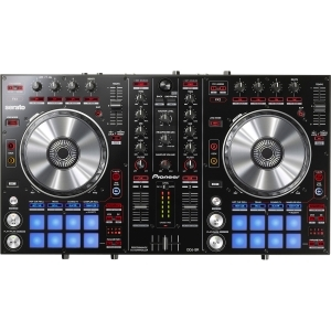 2-CHANNEL DJ CONTROLLER FOR SERATO DJ SOFTWARE USERS