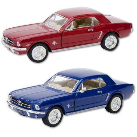 Die Cast 1964 1/2 Mustang (Sold Individually - Colors Vary) 1964 1/2 Mustang Convertible
