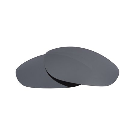 Replacement Lenses Compatible with OAKLEY Monster Dog Polarized Silver Mirror